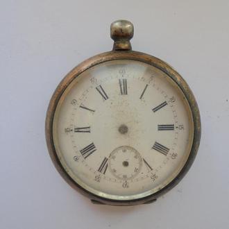 Старинные карманные часы. (№22).
