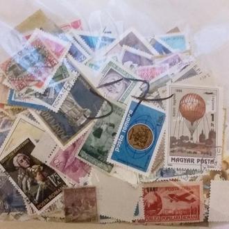 Марки 1000 шт Европа ( 1900 - 80 гг )  57