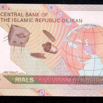 Iran/Иран 5000 Rials 2009 Pick 150 UNC_ лот № 26 Азия
