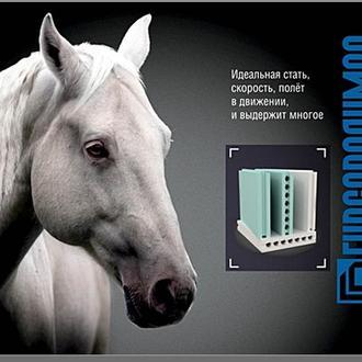 календарик ГИПСОПОЛИМЕР реклама Россия Фауна