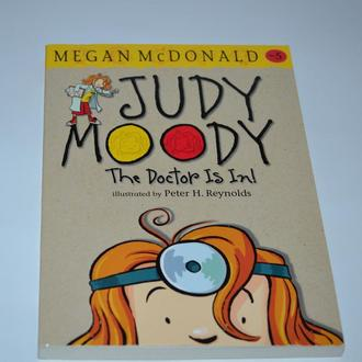 книга на английском Megan McDonald the doctor is in 2011 год UK