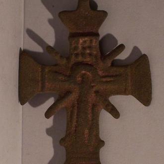 Згардовый крест, Гуцульщина, Галиция 1860-ые