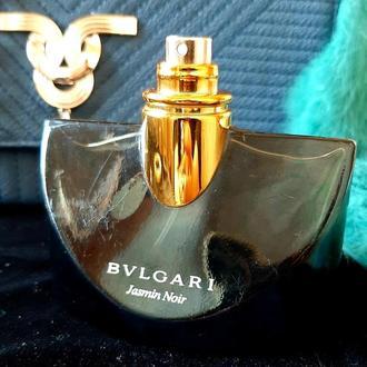 bvlgari jasmin noir , eau de parfume,остаток 30 мл во флаконе 100мл
