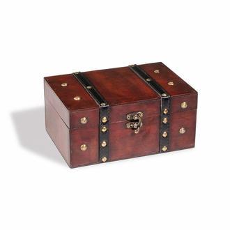Оригинальный деревянный сундучек RUSTIKA