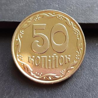 MN Украина 50 копеек 2004 г., из рола