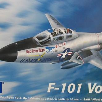 Сборная модель самолета F-101  Voodoo 1:48 Revell 85-5853