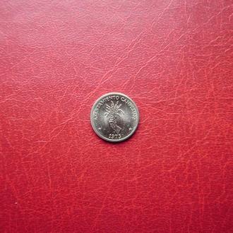 Панама 2,5 сентаво 1973 ФАО