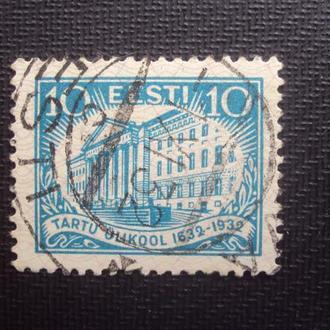 Эстония 1932г. гаш.