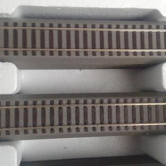 Рельсы прямые Roco Geoline 61110 G200 -6 шт