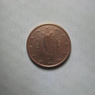 5 центов Ирландия