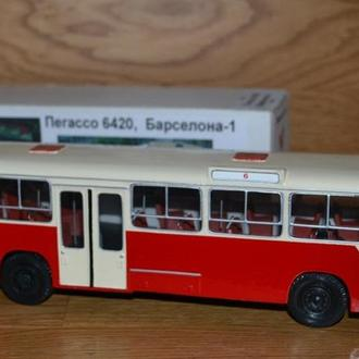 Модель Pegaso 6420, Barcelona. 1:43 Vector-Models