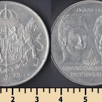 Швеция 50 крон 1976