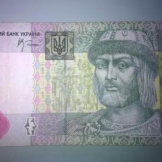 Банкнота 1 грн., 2005 год