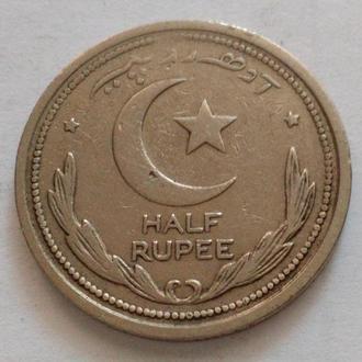 Пакистан 50 пайс 1949 год