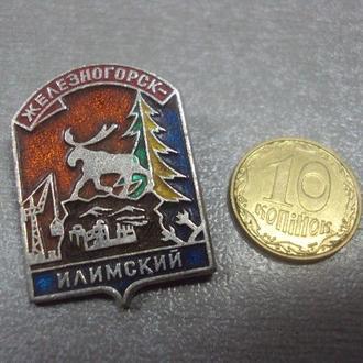 грб железногорск-илимский №5021
