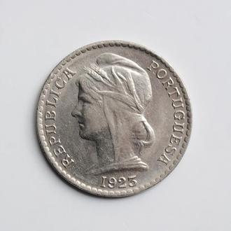 Ангола 50 сентаво 1923 г., XF, 'Португальская колония (1921 - 1974)'