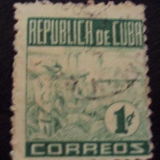 Куба 1948г - 1950г