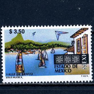 Мексика. Туризм * 1997 г.