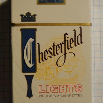 Сигареты Chesterfield LIGHTS