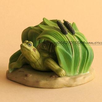 Фарфоровая статуэтка фарфор Черепаха Franklin Mint Porcelain Англия