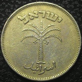 Израиль 100 прут 1955