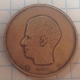 БЕЛЬГИЯ, 20 франков 1980