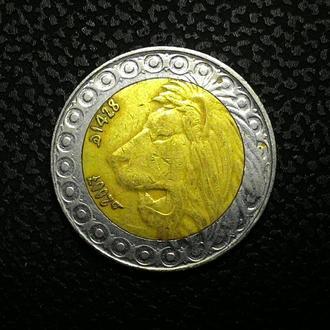 Алжир 20 динар