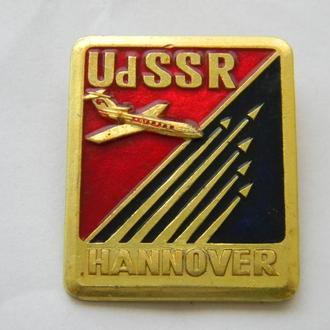 Знак авиации Ганновер