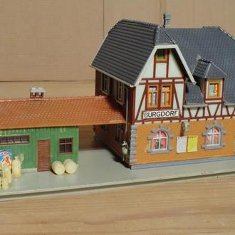 (1459) строение для макета в масштабе H0 (1:87)
