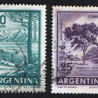 Аргентина. Виды страны. Флора