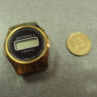 часы наручные циферблат механизм электроника 5 кварц № 94