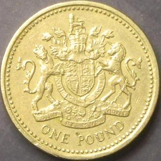 1 фунт 1983 Британія