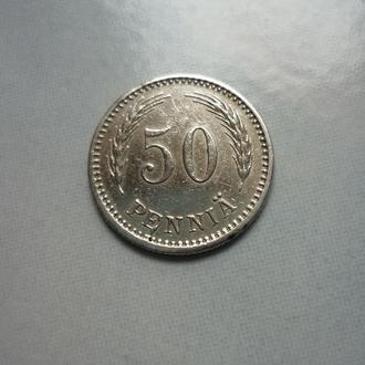 Финляндия 50 пенни 1923 S