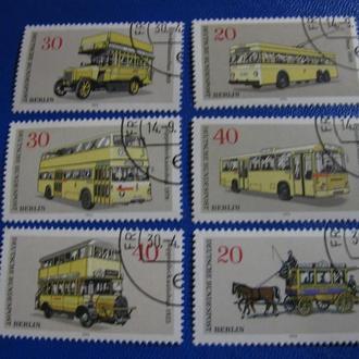 Транспорт Автомобілі Німеччина ГДР