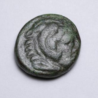 Македонське царство, Кассандр, 306-297 до н.е. – Геракл / вершник