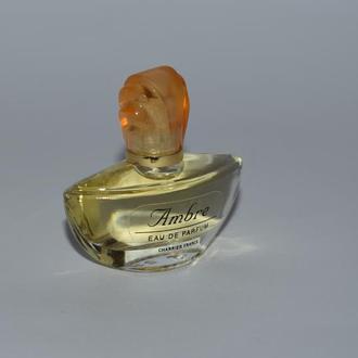 Charrier Parfums Ambre Eau de parfum миниатюра 5 мл винтаж france