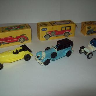Модель Isotta Fraschini 1926 Mercedes 1928 Wanderer 1904 Estetyka Польша 1:50