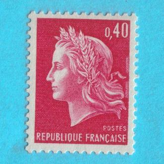 Франция Ми 1650, 1969 год MNH