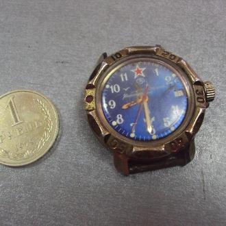 часы наручные командирские восток подводная лодка №488