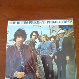 THE BLUES PROJECT - PROJECTIONS USA MONO VERVE Продаю виниловую пластинку!