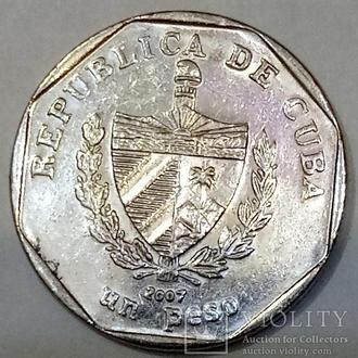 Куба 1 песо -разные года