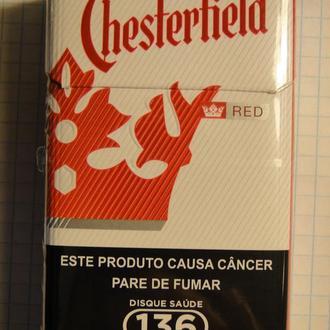 Сигареты Chesterfield Бразилия