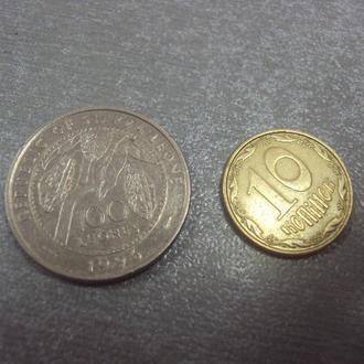монета сьерра-леоне 100 леоне 1996 №1149