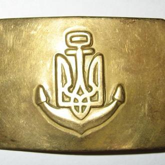 Пряжка Украина Морская