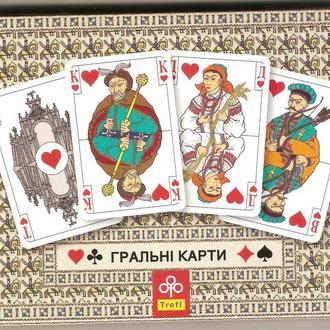 """Карты игральные """"Украинские. Trefl"""""""