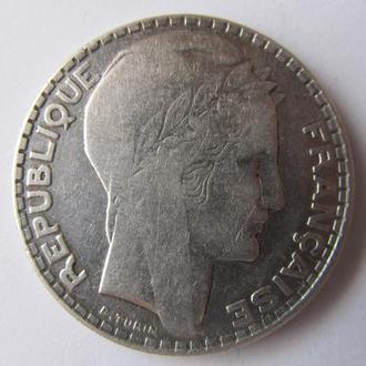 10 франков 1931 г  Франция