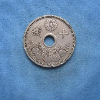 Япония 10 сен 1932 год