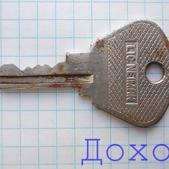 Ключ от замка Lic. Neiman Неман 48460 магнит 8
