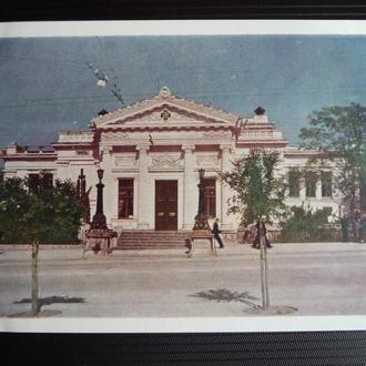 СЕВАСТОПОЛЬ МУЗЕЙ ЧФ БАКМАН 1956 тир 50т