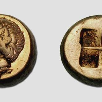 (А)3148 - ИОНИЯ, Фокея (387—326 до н.э.) EL Гекта